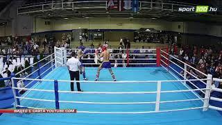 Боевое Приморье следит за выступлением Александра Захарова на чемпионате мира по кикбоксингу