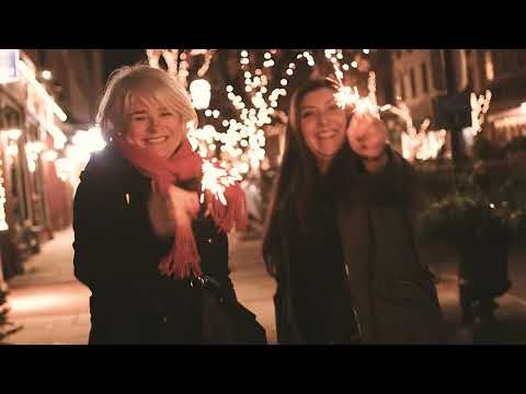 DNA Genotek 2018 Holiday Video - The Season to Sparkle