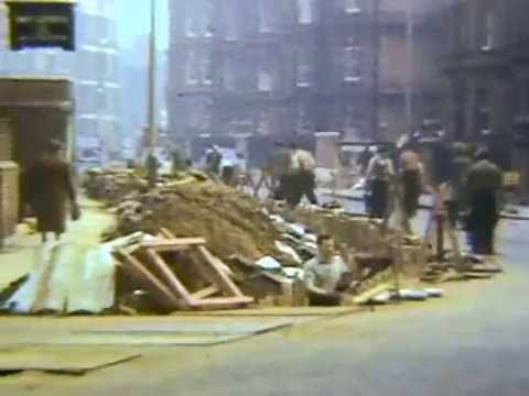 HAMMERSMITH, LONDON (8mm, 1960s)