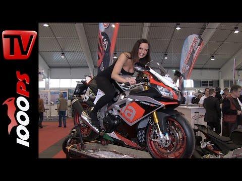 Aprilia RSV4 RF bei Zweiradprofi Pauer | Bike Austria Tulln 2015