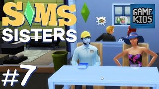 Pool Party! - Sims Sisters Episode 7
