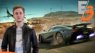 NEED FOR SPEED PAYBACK - On y a joué, on vous dit tout - E3 2017