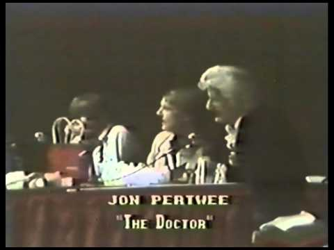 Doctor Who - Troughton vs Pertwee - The '83 Match