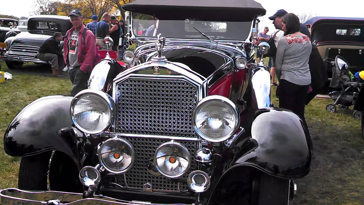 2013 Hershey Fall Meet Hershey car show AACA - YouTube