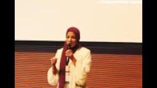 We were born to be heroes   Mai Borham   TEDxAinShamsU