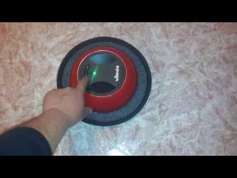 vileda m 488a cleaning robot saugroboter review doovi. Black Bedroom Furniture Sets. Home Design Ideas