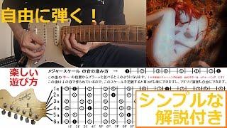 アニメやゲームの音楽をエレキギターで自由に弾いて遊んでいます。初心...