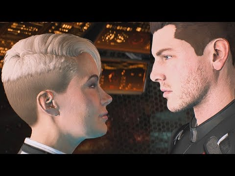 Mass Effect Andromeda 💖 Cora Promises to Kiss it Better