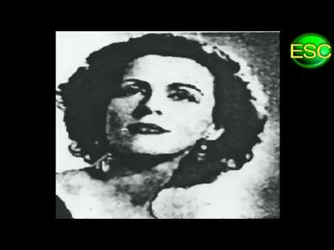 ESC 1956 01 - Netherlands 1 - Jetty Paerl - De Vogels Van Holland