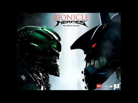 Vezon's Awakening - BIONICLE Heroes soundtrack [HD]