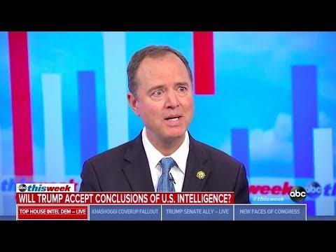 Rep. Schiff on ABC: Trump Must Listen to Intelligence Professionals on Khashoggi Murder