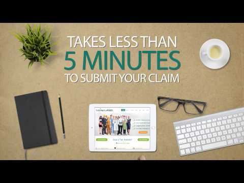 Due a tax rebate? - How to claim a tax refund in 5 minutes (UK)