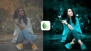 New Snapseed Background Colour change Trick 🔥 2021 | Snapseed Photo Editing | Best Photo Editing