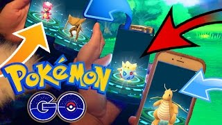 CATCHING TOGEPI...!!! | Pokemon GO | WORLDS BIGGEST 10KM EGG POKEMON EVOLUTION
