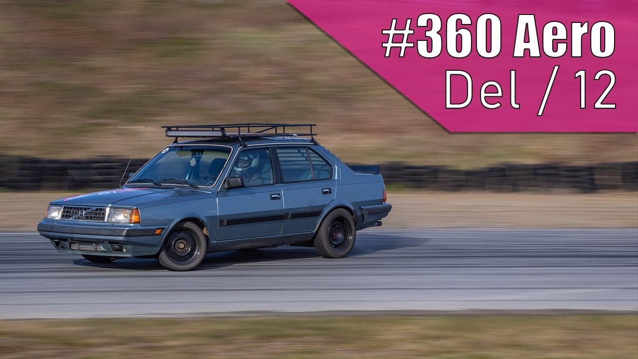 #360Aero ✈ - Första Gången På Mittsverigebanan [RASAR LÅDAN]