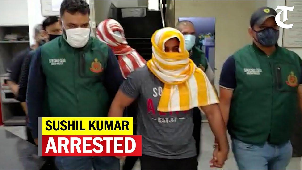 Olympic Wrestler Susheel Kumar Goes To Jail Over Murder For Rent