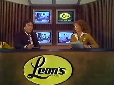 Leon's Furniture Superstore 1979 TV Commercial
