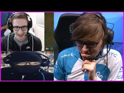 Absolute Perfection from C9 Sneaky   Tobias Fate   TSM Bjergsen - Best of LoL Streams #169