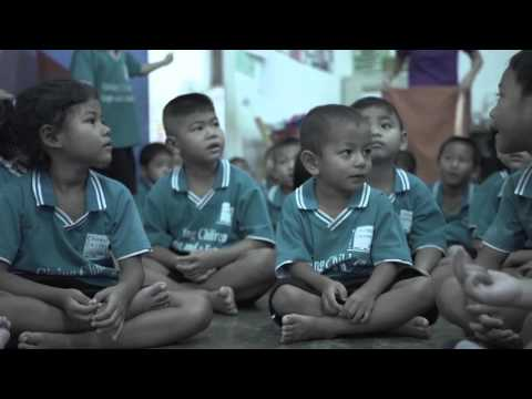 Building A School For At-risk Thai And Burmese Children By Asia Center Foundation Phuket, Thailand