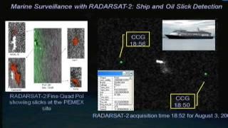 Accès et Utilisation de RADARSAT-2