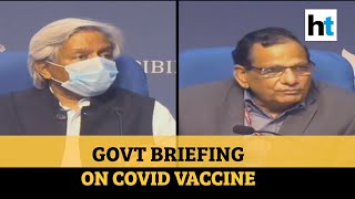 '30 groups in India trying to develop Covid-19 vaccines': Government