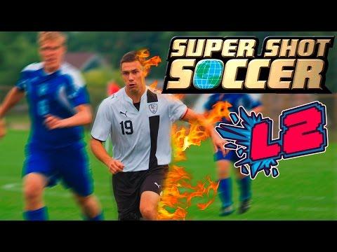 El Mejor Partido de la Vida!  Super Shot Soccer!!!  LEVEL 2