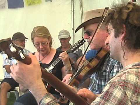 Frances Folk Gathering 2013 - Old Timey Session - Reuben