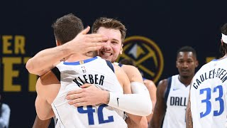 Jokic 38 Pts Forces OT at Buzzer! Luka 38 Pts Clutch OT! 2020-21 NBA Season