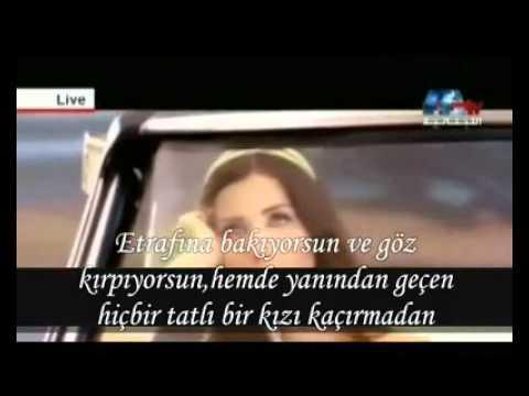 Nancy Ajram Mash Hadi Türkçe Altyazılı Turkish Sub.