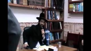 הרב יעקב בן חנן הרצאה בקרית אתא