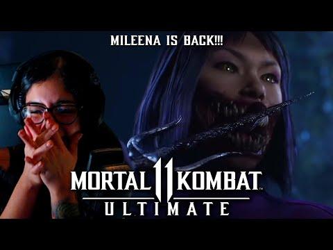 Mortal Kombat 11 Ultimate -  Kombat Pack 2 Trailer Reaction!  