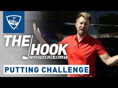 The Hook with Charles Kelley | Darius Rucker Putting Challenge | Topgolf