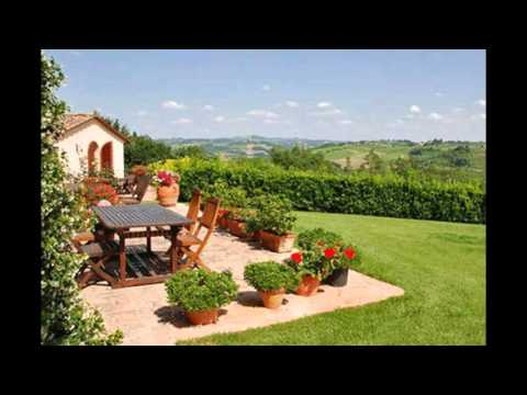 tuscan garden decorations ideas, Garden idea
