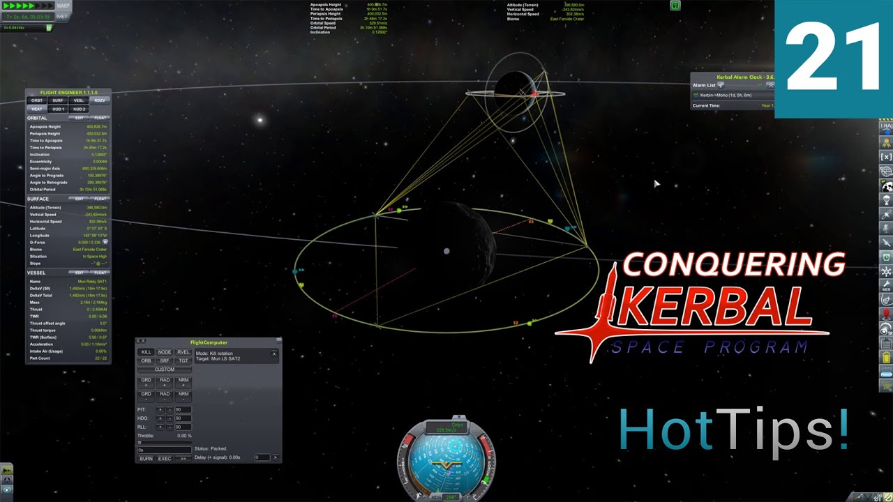 how to play kerbal space program demo