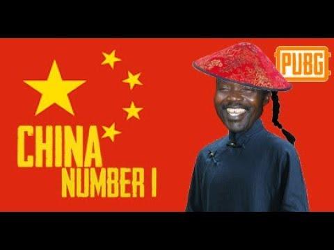 China #1 - PUBG