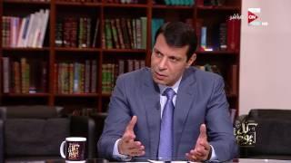 محمد دحلان لـ كل يوم: قطاع غزة يعيش نكبة أكبر وأقسى من نكبة 67 و نكبة 48