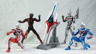 ウルトラレプリカ記念 ウルトラマンネクサス エボルトラスター レビュー  ネクサス ノア 変身音声集 Ultraman NEXUS Evoltruster