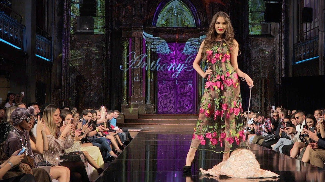 7b8c579aff721 Anthony Rubio | Spring Summer 2019 Full Fashion Show | Exclusive ...