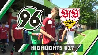 Video Gol Pertandingan Hannover 96 vs Vfb Stuttgart