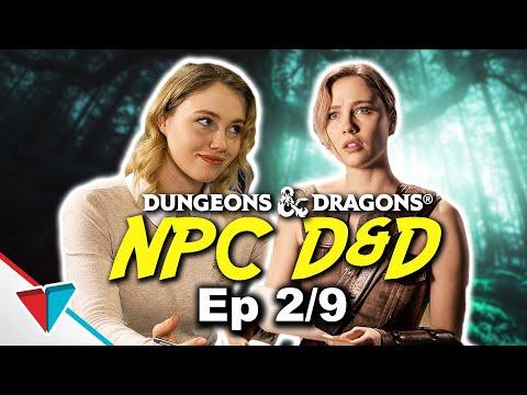NPC D&D Episode 2: Disastrous Battle Of Baldur's Gate