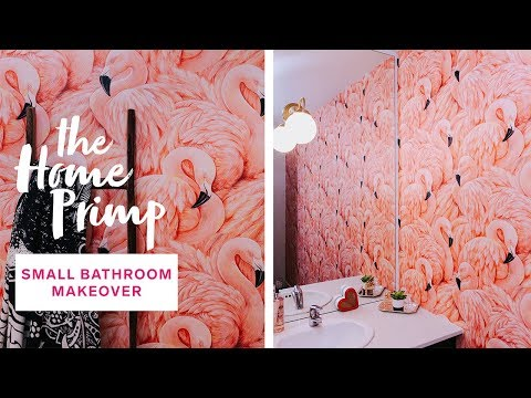 Condo Bathroom Makeover | Small Bathroom Ideas | The Home Primp