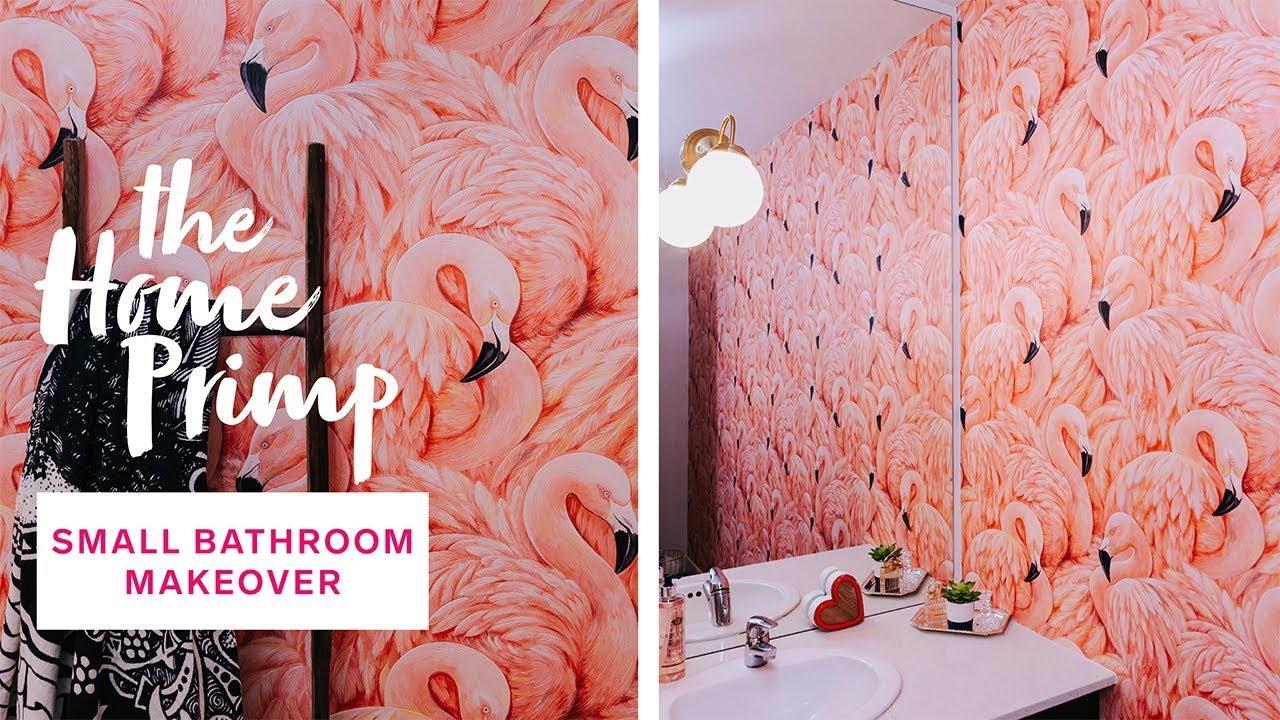 Condo Bathroom Makeover Small Bathroom Ideas The Home Primp - Small condo bathroom makeover