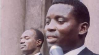 Visite en France d'Eyadema, le 17/09/1969