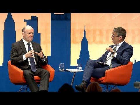 Banking in Transition - Talk with Deutsche Bank CEO John Cryan