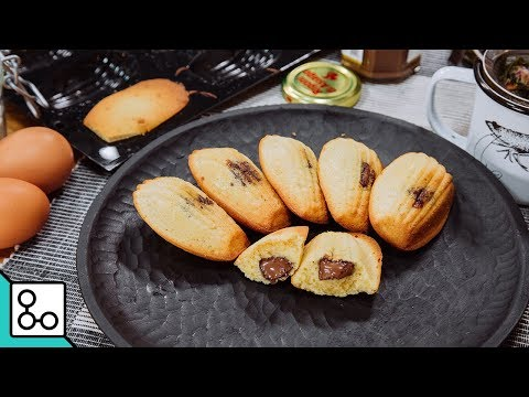 Madeleines - YouCook