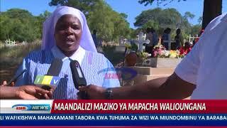 Ndugu waridhia Maria na Consolata kuzikwa Tosamaganga, maandalizi yanaendelea