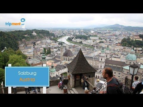 One day in Salzburg - Austria