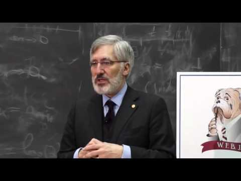 Professor Robert P. George on Academic Freedom and Liberal Arts Ideals