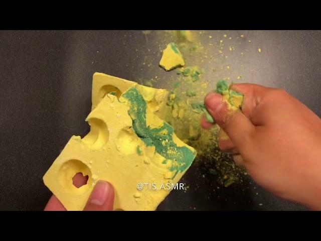 Asmr Floral Foam Cheese