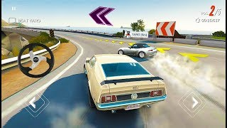 Rebel Racing LV2 Speed Car Race Games - Android GamePlay